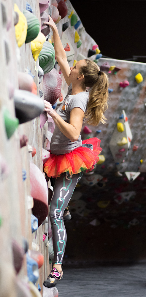 indoor rock climbing lifelong learning momentum